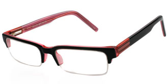 Buy Frames Between £71 to £100 - Trieo TR2119 BK