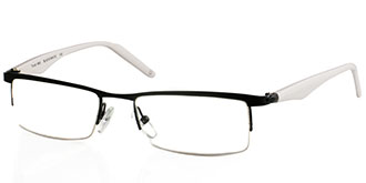 Buy Frames Between £71 to £100 - Turati 845 BLK