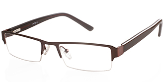 Brown Frames Online: United 115 BRN